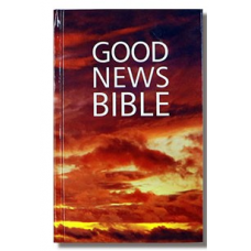 1-4203 Sunrise Good News bible‧colorful hardcover‧white edge