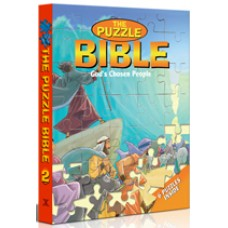 God's Chosen People-Puzzle Book