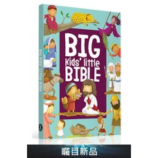 Big Kids Little Bible (age 3-5)