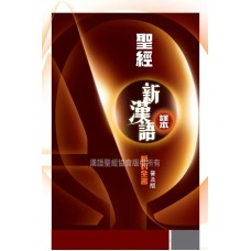 聖經.新漢語譯本.新約全書.普及版.平裝.標準本