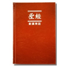 1-3301 新廣東話‧啡色硬面‧白邊‧上帝版