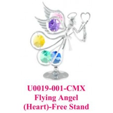 Flying Angel(Heart)-Free Stand