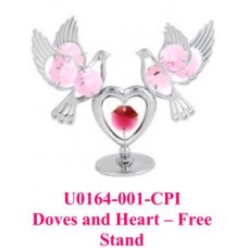Doves and Heart-Free Stand