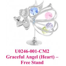 Graceful Angel(heart)- Free Stand